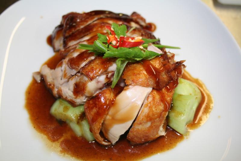 Ga da gion - Crispy skin chicken